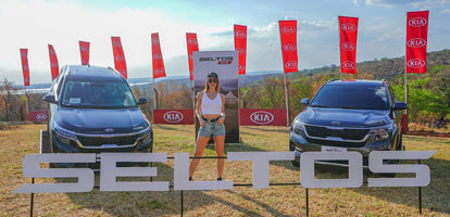 Kia Seltos Test Drive Experience